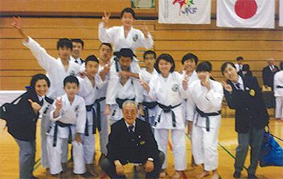 小中学生県大会で奮闘