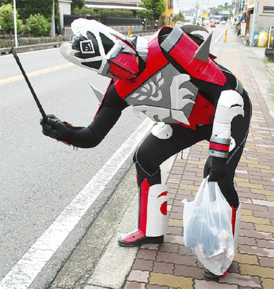 「湘神ライダー辻堂」に迫る