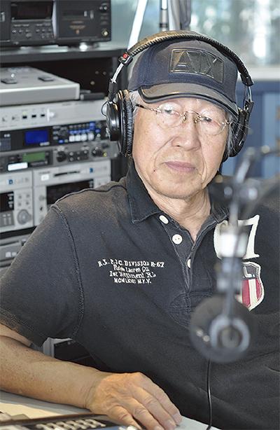 76歳DJ、長寿番組が20年