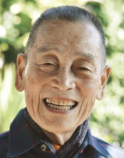田口 義治さん