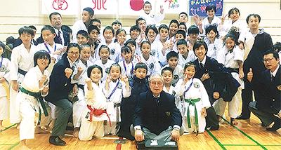 県大会で拳勝館勢活躍