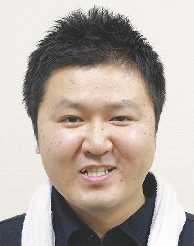 和田 幸之(ともゆき)さん
