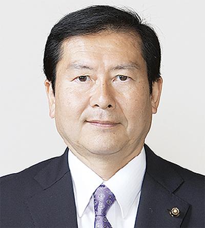 新議長に松下賢一郎氏