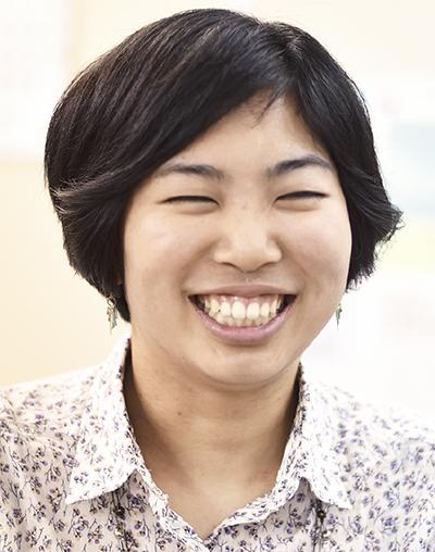 佐久間 恭子さん