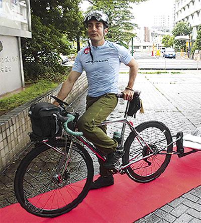 藤沢から自転車日本一周