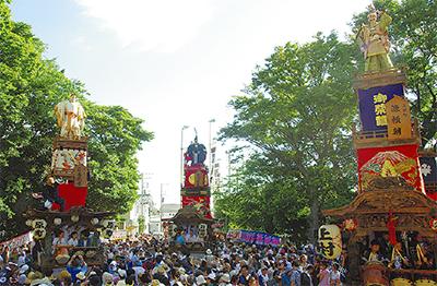 17日に皇大神宮で例大祭