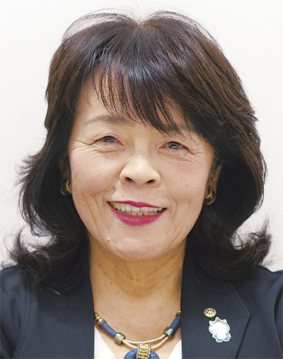 大野木 加代子さん