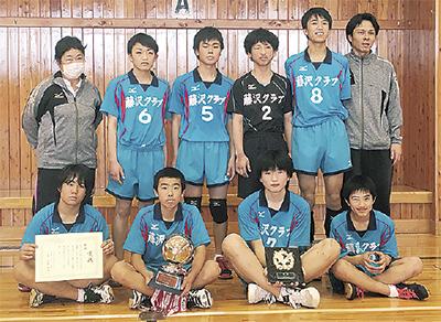 藤沢ク、藤ヶ岡が連覇