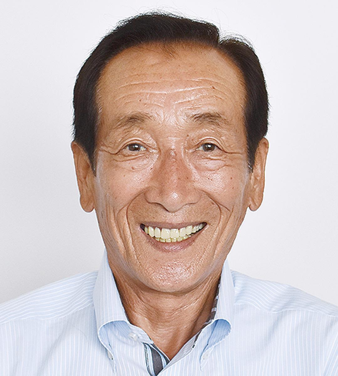 会長 佐藤 春雄さん