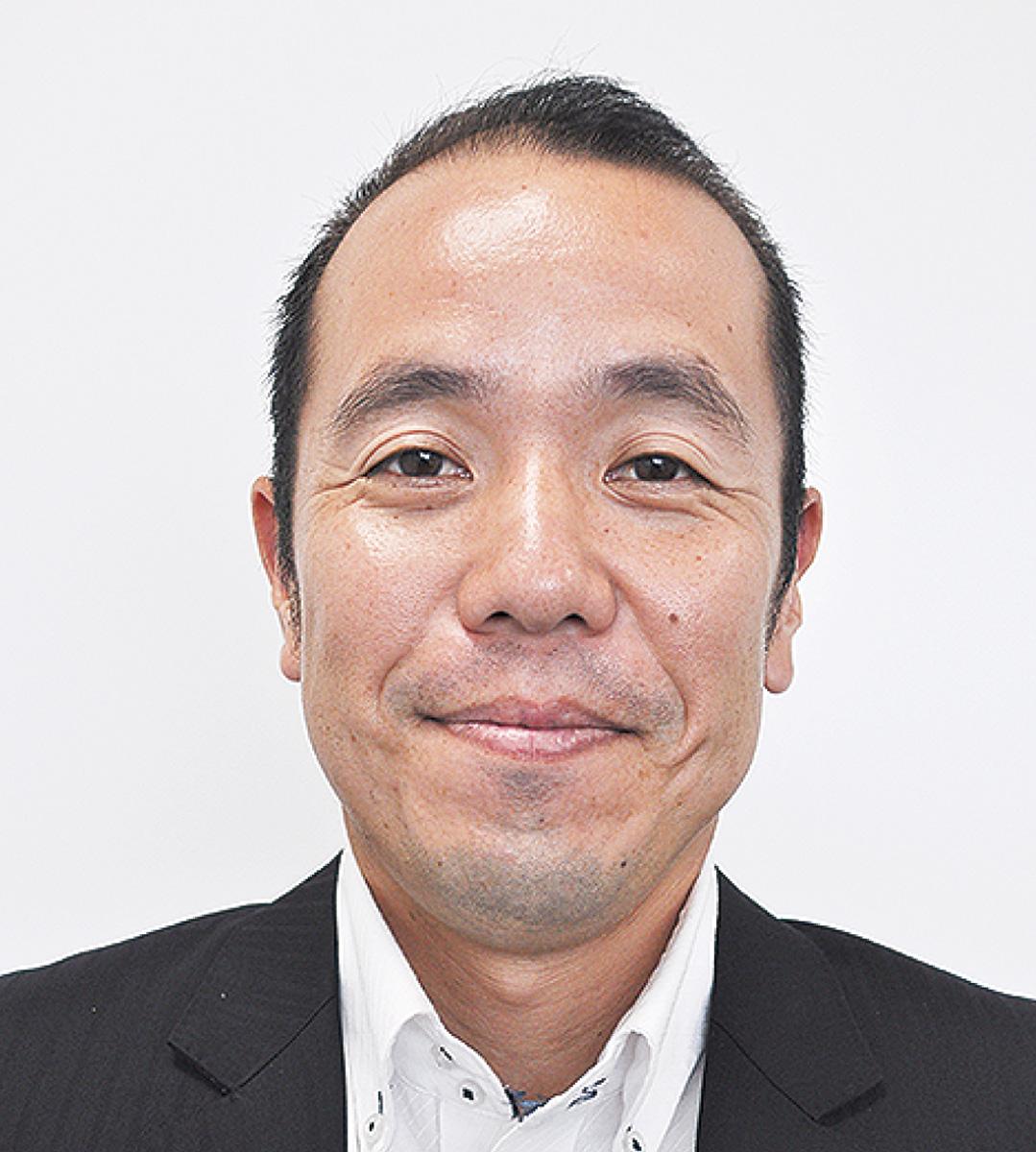 会長 井上 裕介さん