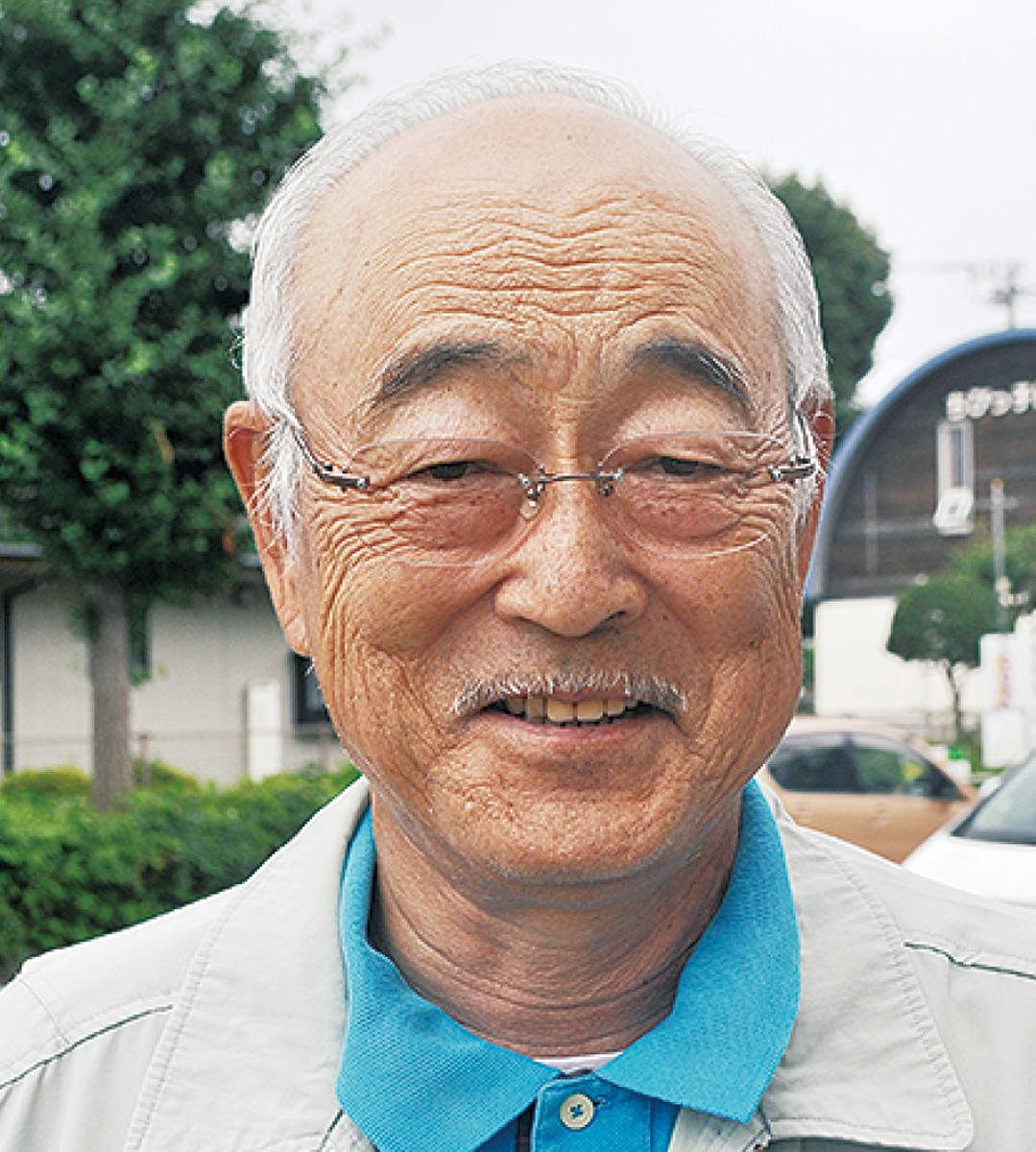 会長 山本 健一さん