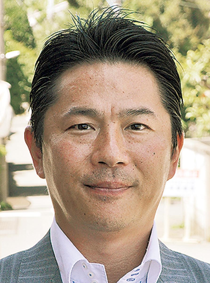 会長 中田 隆之さん