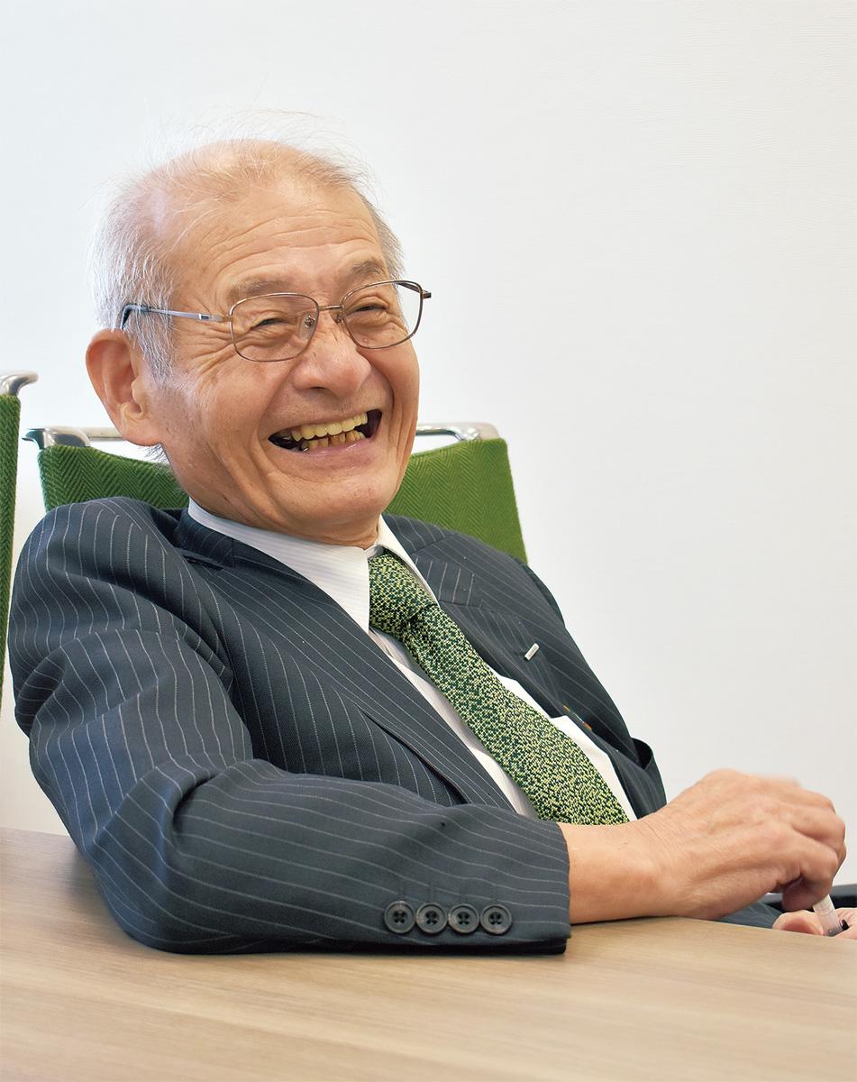 吉野彰氏単独インタビュー 最高の栄誉「ようやく実感」