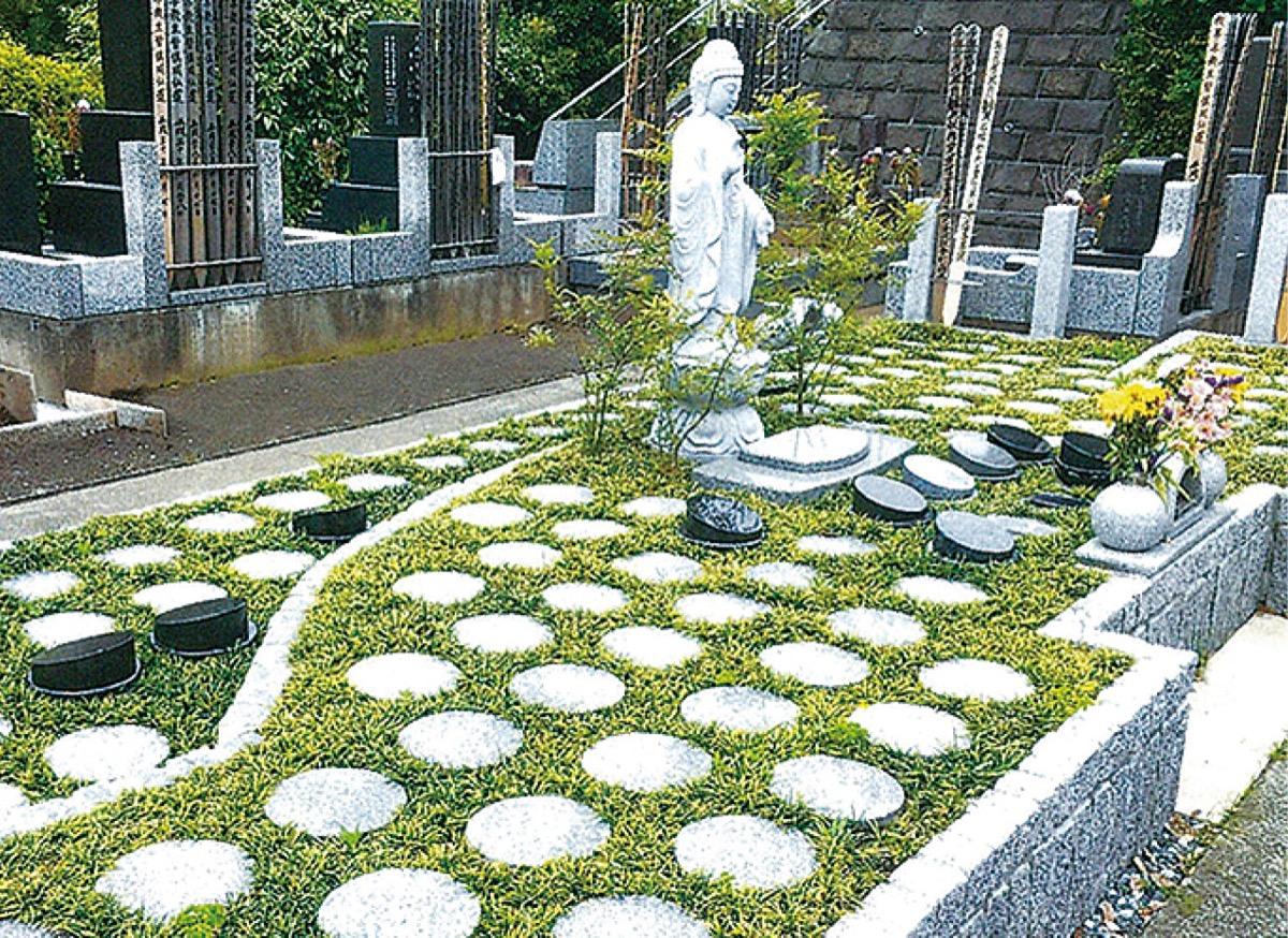 新しい遺骨埋葬のスタイル 「樹木葬」をご存知ですか? 少子化、核家族化 ...
