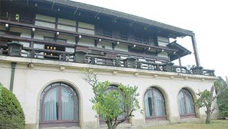 本館は飛騨高山の民家(昨年10月)
