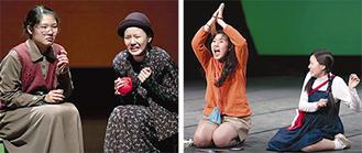 熱演した関東大会(提供:清泉女学院)