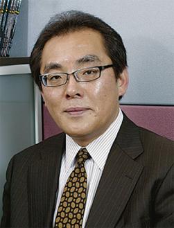 釜石市で防災教育を行った片田先生