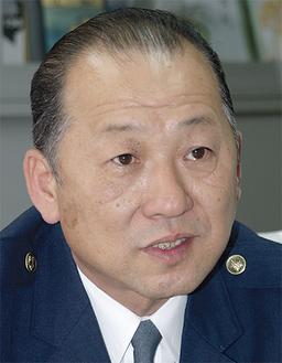 小林茂鎌倉署長