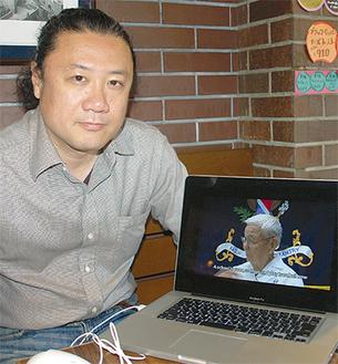 「日系人の歴史を知って欲しい」と松元さん