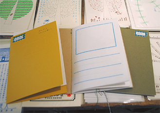 手帳制作は紙から選べる