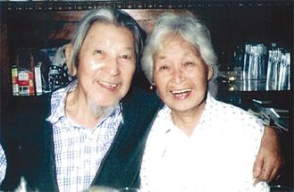 明治生まれの石井夫妻