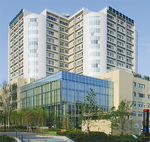 「断らない救急」を掲げる湘南鎌倉総合病院。救急搬送された患者の入院受入れ件数が2年連続で国内最多。昨年4月には県内民間病院として初の「救急救命センター」に指定された