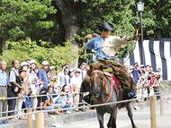 鎌倉時代の勇姿を再現