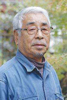 (株)岩崎造園社長岩崎  積さん(73歳)