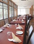 築100年の趣を残したレストラン