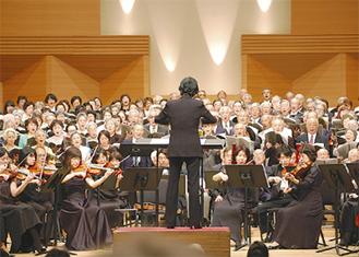 60歳以上の混声合唱団