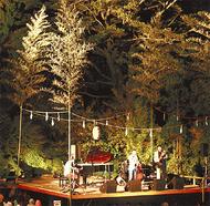 薪能舞台で「音のカーニバル」