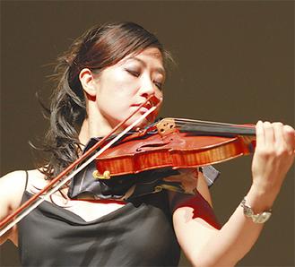 鎌倉出身の小澤真智子さん