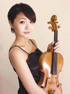 ヴィオラ奏者の青野さん