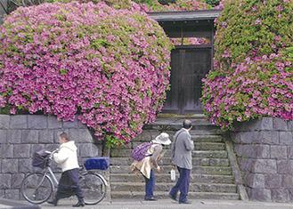 鎌倉をテーマにした作品など展示