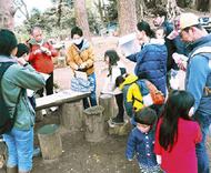 江ノ電沿線を防災ハイク