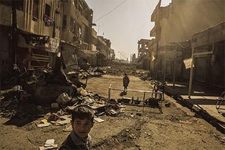 イラク・モスル(2017年3月)