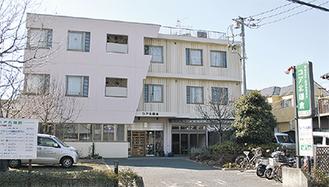 入居施設の「コア北鎌倉」