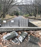 野村総研跡地を閉鎖