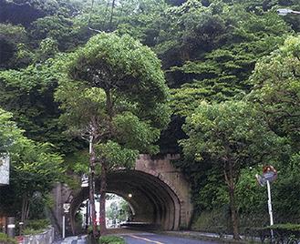 鎌倉市佐助辺