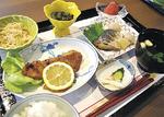 料理長が朝・晩ふるまう食事が味わえる(一例)