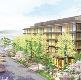 鎌倉署跡地にホテル計画
