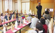 仏像彫刻の作品展