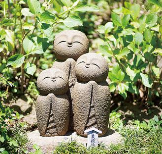 長谷寺の良縁地蔵