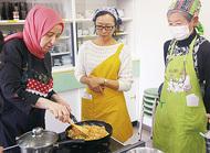 トルコ料理で国際理解