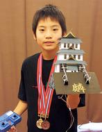 ロボット全国大会で優勝