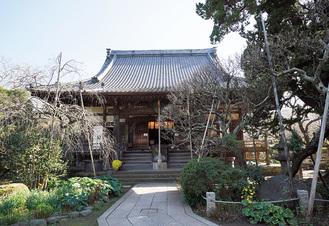 後醍醐天皇の命で足利尊氏が建立した宝戒寺