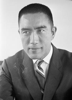 来年没後50年の三島由紀夫(提供:新潮社)