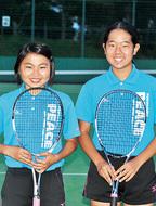 ソフトテニス全国大会へ