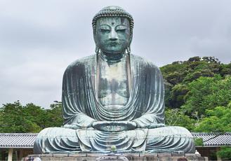 与謝野晶子は「鎌倉大仏」を美男と詠んだ