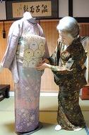 着物の伝統文化と知識に触れて